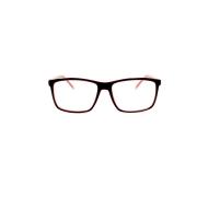 Óculos Lupa Para Leitura 1,5° Graus Vinho e Preto