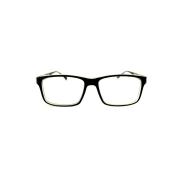 Óculos Lupa Para Leitura 1 Grau Preto Fosco