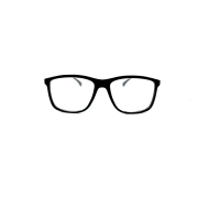 Óculos Lupa Para Leitura 4,5 Graus Preto Fosco