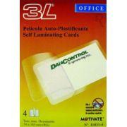 Películas Auto Plastificantes Crachá RG 74X105 mm 4 Und