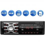 Radio De Carro First Opition MP3 Com Entrada USB E Controle