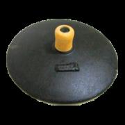 Tampa de ferro avulsa 21 cm Panela Mineira