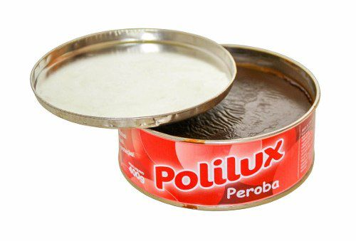 Cera Em Pasta Para Móveis De Madeira Polilux Diversas Cores