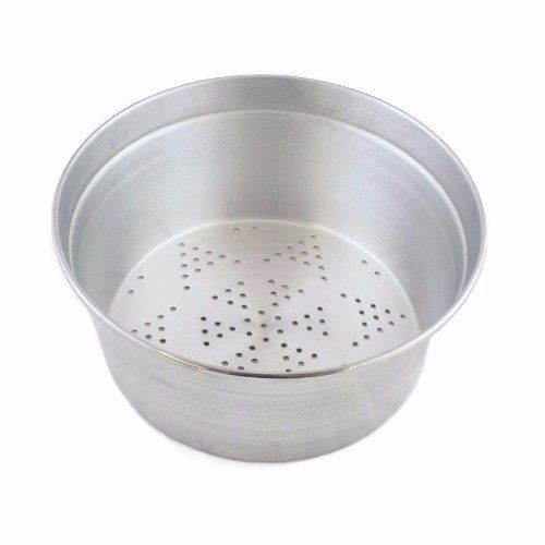 Conjunto Forma Pudim, Banho Maria, Cozimento A Vapor Aluminio