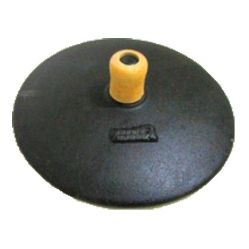 Tampa de Ferro Fundido Avulsa 23 cm - Panela Mineira