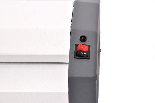 Plastificadora Gazela Silicone Reverso AC 91.23.36.