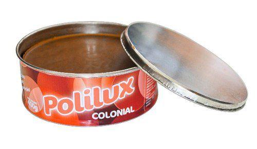 Cera Em Pasta Para Móveis De Madeira Polilux