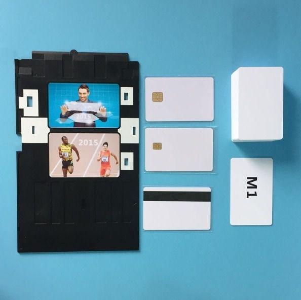 Bandeja Cartão Pvc Para Impressoras Epson L800 T50 R290 R270