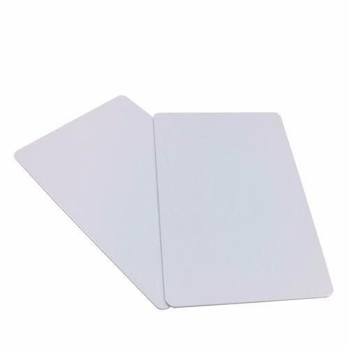 Cartão Proximidade Rfid Mifare 1K IC 13,56MHz (S50) - PVC 0,8 mm