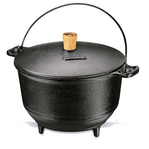 Conjunto Caçarola Alteza Mais Parmegiana Com Tampa E Frigideira Cook Grill Quadrada - Panela Mineira