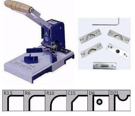 Faca Lâmina Furo Reto 15mm C15 para Canteadeira Diamond 6 em 1