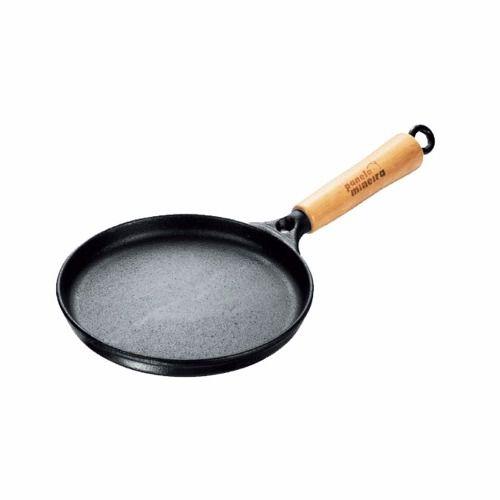 Frigideira Cook Grill 2 Tapioqueira Com Cabo De Madeira Panela Mineira.