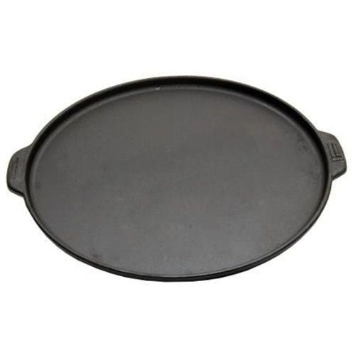 Jogo 2 Pçs Forma Pizza E Panela Parmegia Ferro 35 S/ Suporte