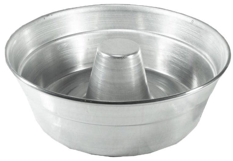 Kit 10 Peças: 5x18cm E 5x22cm Alumínio Brilhante Pudim, Bolo