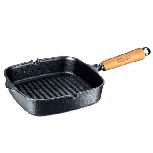 Kit 3 Frigideiras Fast Egg, Cook Grill E Tampa De Ferro 25cm