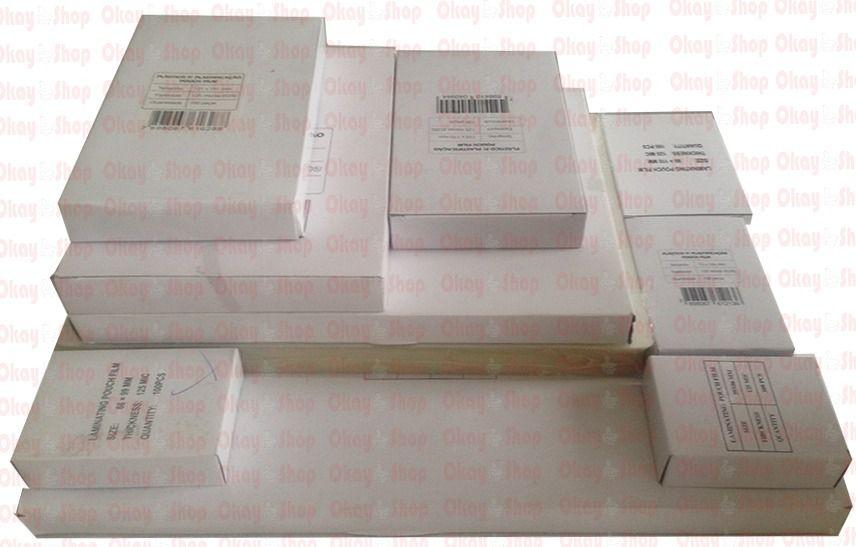 Kit 400 Polaseal Tamanho 1 Cento Cpf, 1 Cento Rg, 2 Cento A4
