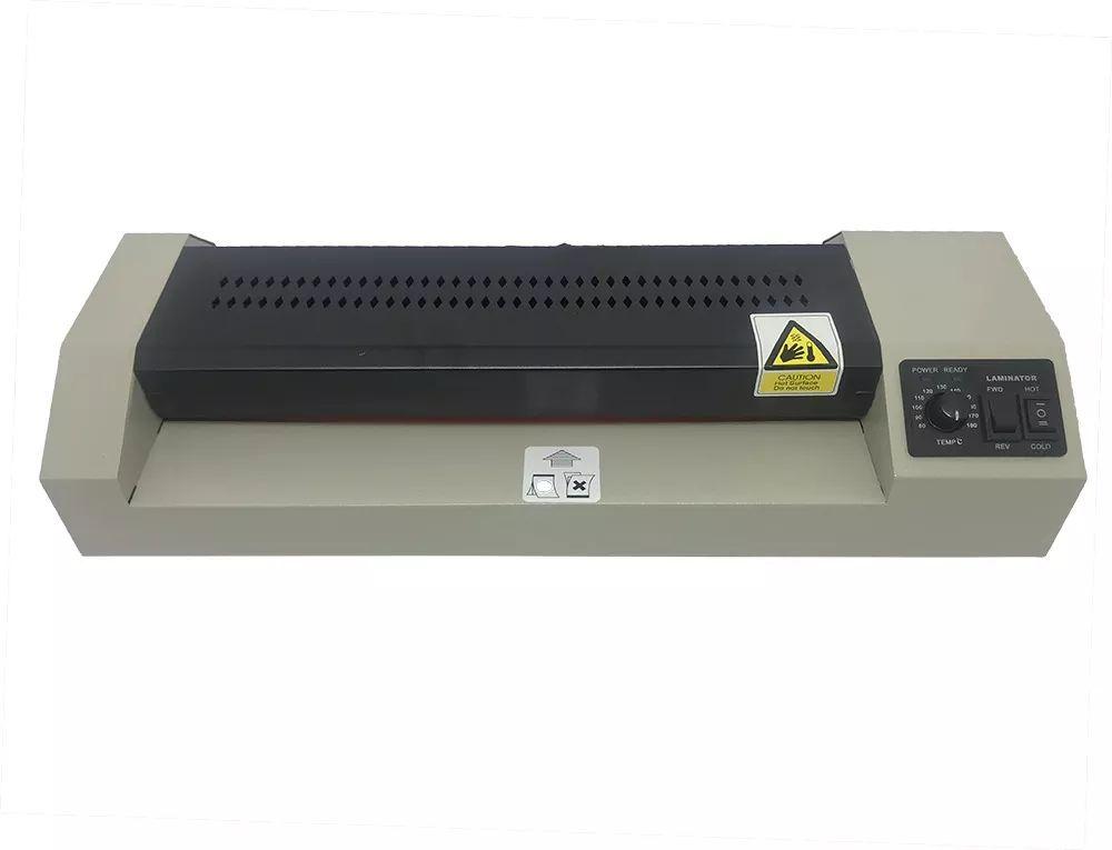Kit Encadernadora Plastificadora A3 Refiladora Capas Epirais