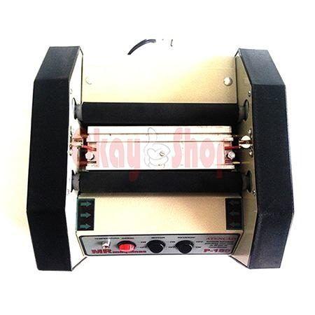 Kit Plastificadora  P-280 + A4,CPF,Crachá, meio oficio e RG