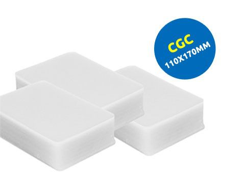 Kit Polaseal:1 Cento Rg, Cpf, Cracha, Meio Oficio E Cgc 0,05