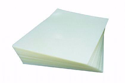Plastico Plastificação 600 Polaseal Tamanho 2 Título Eleitor, 2 Rg, 1 A4 E 1 A3