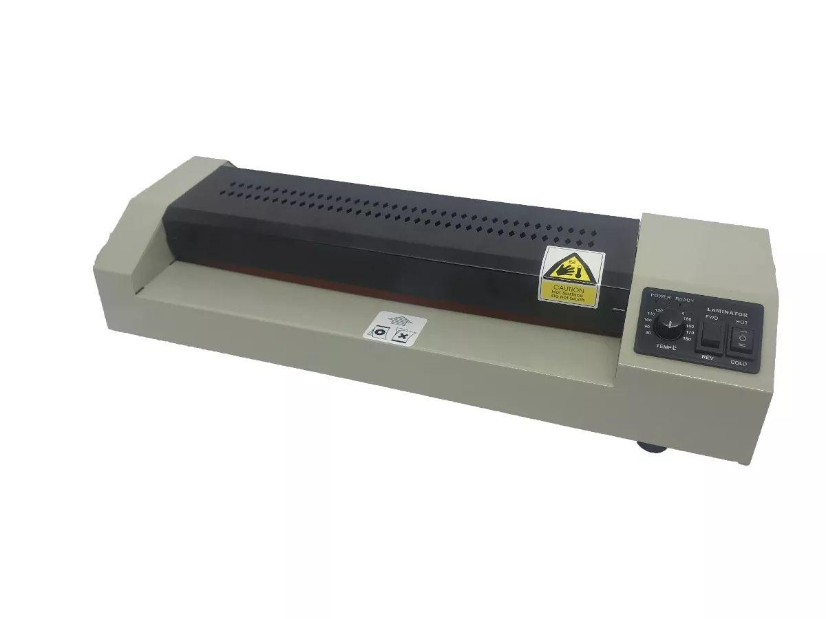 Plastificadora E Laminadora Poliseladora A3 Mod:8306
