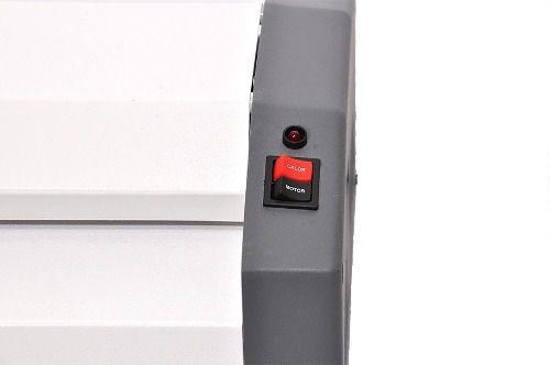 Plastificadora Gazela Revers0 91.23.36 + 2 Cento Polaseal A4