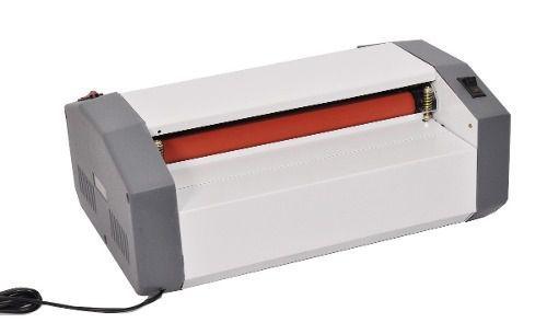 Plastificadora Gazela Silicone Revers 91.23.36 + Polaseal A4