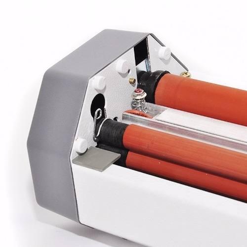 Plastificadora Poliseladora Gazela A4 + 300 Polaseal+ Brinde