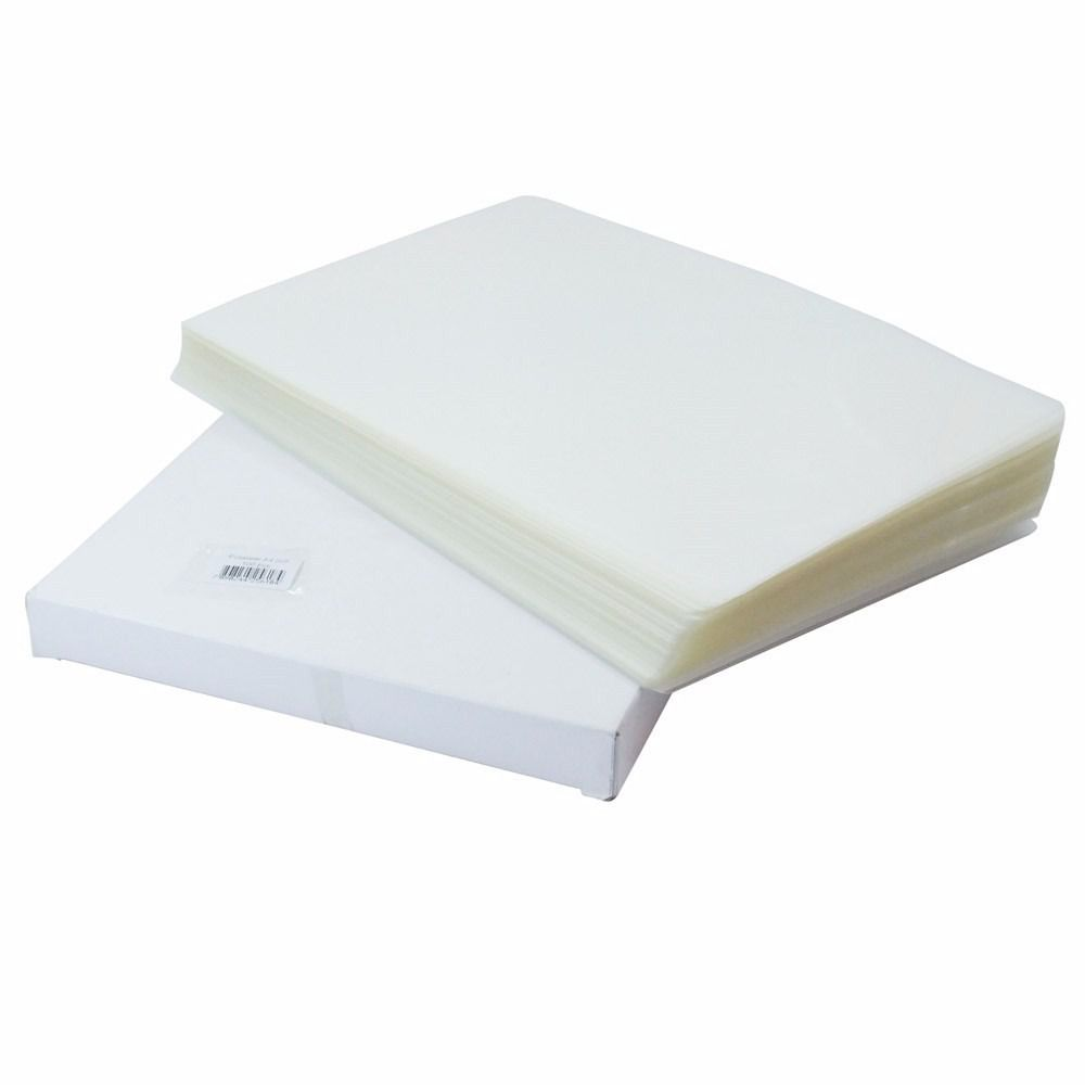 Plástico Plastificação Polaseal CNPJ (121x195mm) 0,07mm 175 Micras