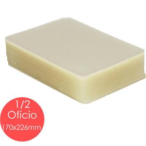 Polaseal 02 Cento Cpf, 01 Meio Oficio, 01 A4 E 1 A3 0,07mm
