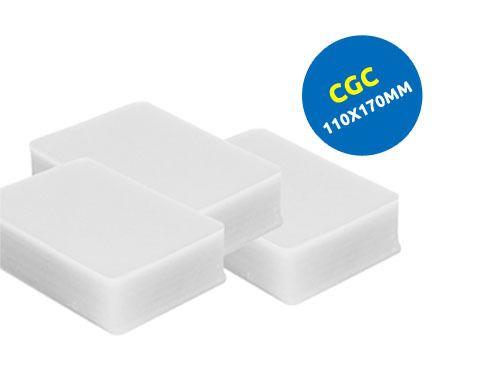 Polaseal 1cento Cgc, Meio Ofício, A4, Cnpj + Canteadeira 5mm