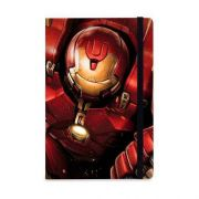 Caderno De Notas Hulkbuster Vingadores - Studio Geek