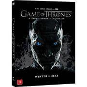 DVD - Game of Thrones 7º Temporada Completa (5 Discos)