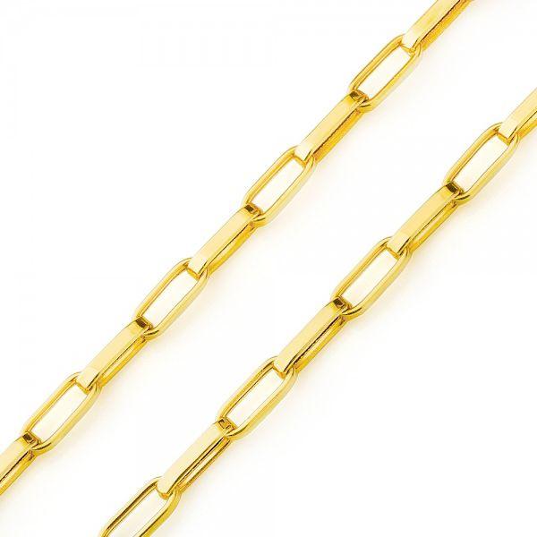 dae715d3a8a Corrente Cartier Masculina Folheada a Ouro Premium 60cm - World Best ...