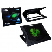 Base Ergonômica para Notebook com Cooler Dex dx-005
