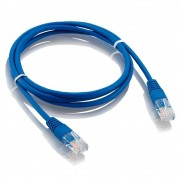 Cabo de Rede Patch Cord Cat5 Cr18 1,8m 10Un