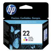 Cartucho de Tinta HP 22 Colorido