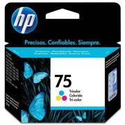 Cartucho de tinta HP 75 Colorido