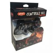 Controle sem fio 4x1 para PS1,PS2,PS3,PC Knup Kp 5423