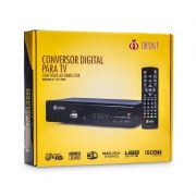 Conversor Digital p/ TV Infokit ITV-500