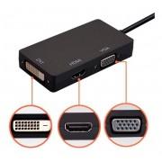 Conversor Displayport para Vga/Hdmi/Dvi24+5 Ad-905 DEX