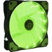 Cooler p/ Gabinete 120mm Kmex Gaming Master AF-D1255 Verde