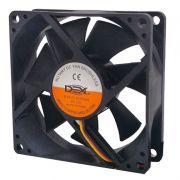 Cooler p/ Gabinete 80mm DEX dx-8c Preto