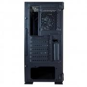 Gabinete Gamer Evolut EG-812-3 Cooler Frontal 14cm