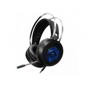 Headset C3Tech Gamer PHG330BKV2 Harrier Usb Preto