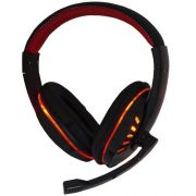 Headset Gamer com LED Exbom HF-G310P4