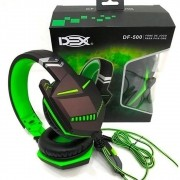 Headset Gamer Dex DF-500