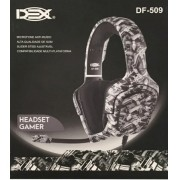 Headset Gamer Dex DF-509