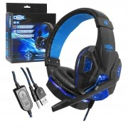 Headset Gamer Dex DF-81
