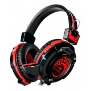 Headset Gamer Flycatcher C3Tech phg10bk